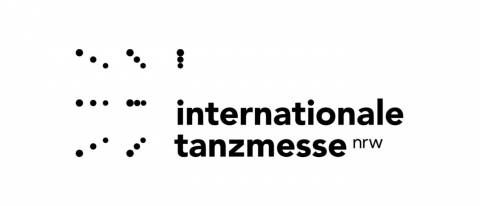 Text saying internationale Tanzmesse