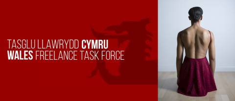 Wales Freelance Taskforce and Krystal Lowe