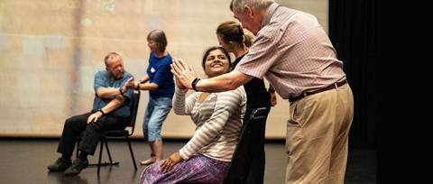 dance for parkinsons class